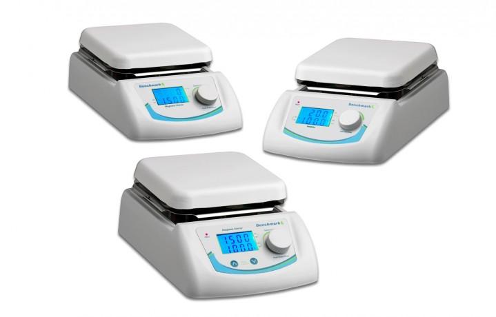 Digital Hotplate Magnetic Stirrer